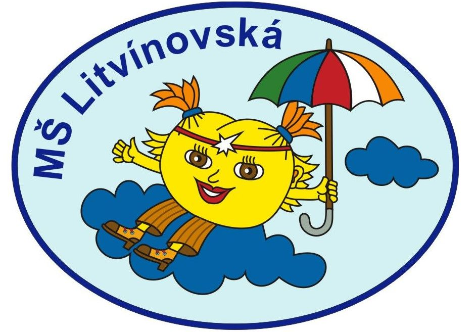 logo MŠ Litvínovská