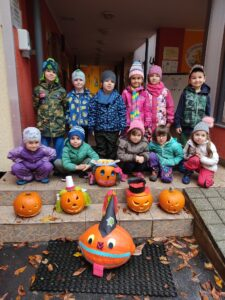 MŠ Litvínovská Halloween