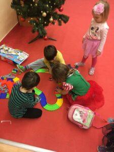 Vánoční nadílka ve školce