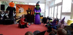 Čarodějnice ve školce