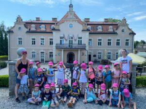 Výlet na zámek Berchtold